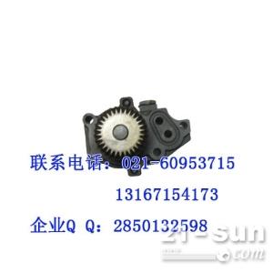 沃尔沃VolvoEC290-EC360-EC460挖掘机机油泵配件