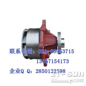 沃尔沃VolvoEC55-EC200-EC210挖掘机发动机水泵配件