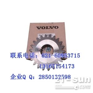 沃尔沃VolvoEC290-EC360-EC460减速机太阳齿-行星齿-配件