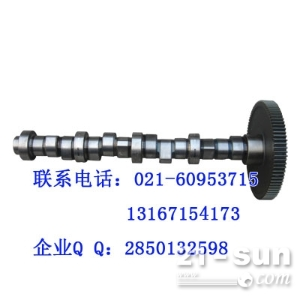 沃尔沃VolvoEC55-EC200-EC210挖掘机发动机凸轮轴配件