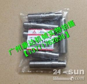 代理日本三菱6D24-E1气门导管ME017459