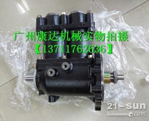 代理日本三菱6D24双缸打气泵