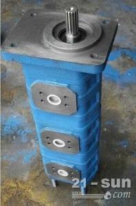 供应CBGJ2063/2040/2032三联齿轮泵