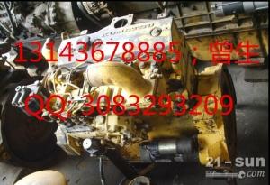 小松挖掘机配件PC60-7 4D95发动机总成