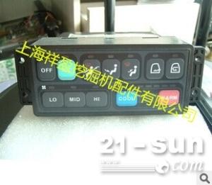 斗山215-9挖掘机空调控制面板