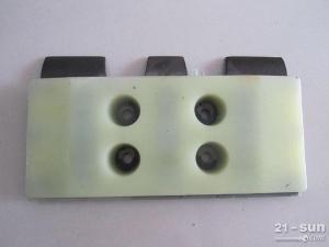 特雷克斯PR600沥青铣刨机刀头、刀库、履带板、链轨销售厂家