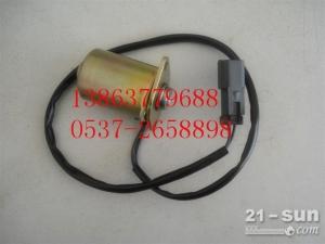 小松挖掘机配件PC300-7回转电磁阀
