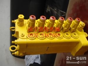 小松挖掘机配件PC60-7分配阀