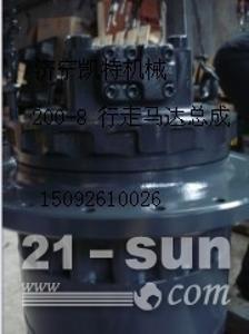 小松挖掘机配件PC200-8行走马达总成.