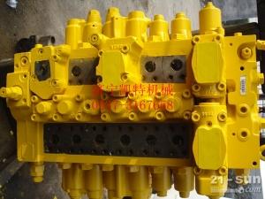 小松挖掘机配件PC300-7分配阀