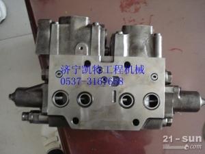小松挖掘机配件PC300-7高阀.
