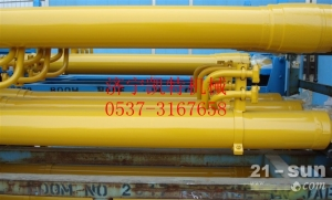 小松挖掘机配件PC300-7液压油缸