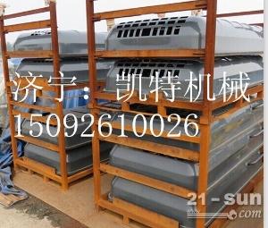 小松挖掘机配件PC200-7发动机盖罩.