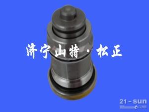 日本进口原装配件pc300-7压力补偿阀,小松配件零售中心
