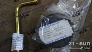 瑞兰斯供应徐工QY25K5-I吊车 齿轮室罩盖螺盖 D02B-108-01b