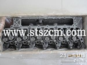 PC220-7缸盖,小松挖掘机配件原厂正品,官方销售热线