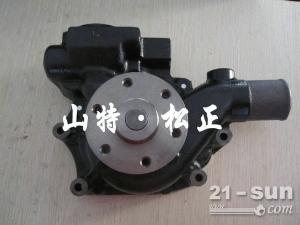 小松原装PC60-7水泵,发动机水泵,供应挖掘机进口配件