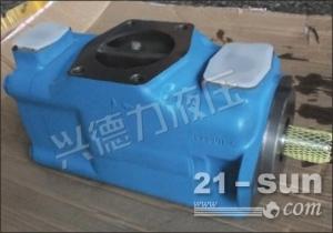 威格士VICKERS双联叶片泵4535V42A 25 1C22R