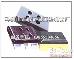 华通动力SPS75沥青摊铺机螺旋叶片、叶轮、履带板、支重轮销售厂家