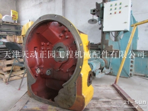 T160推土机机械档主离合器壳体