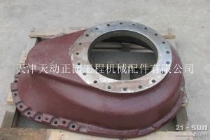 TS160湿地推土机齿轮罩壳