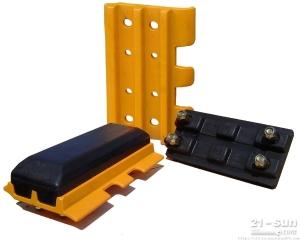 三一重工SMP100沥青摊铺机螺旋叶片、履带板、叶轮、支重轮...