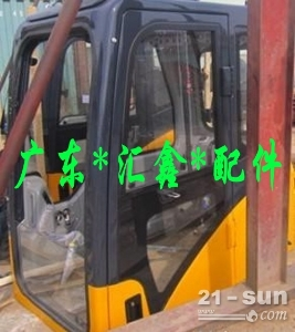 雷沃挖掘机驾驶室