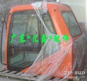 大宇225-7挖掘机驾驶室