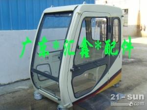 加藤820-3挖掘机驾驶室