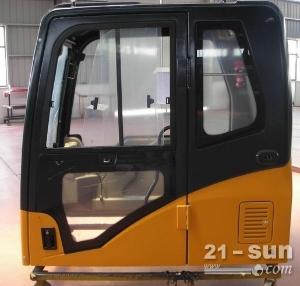 福田雷沃230-8挖掘机驾驶室