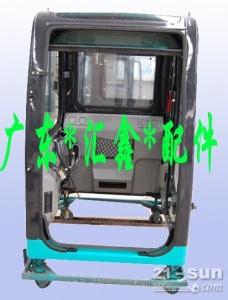 山河智能150LC挖掘机驾驶室