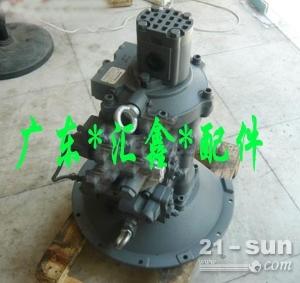 日立120挖掘机液压泵
