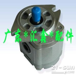 日立200-3挖掘机齿轮泵