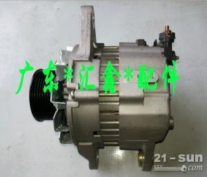 日立200-3挖掘机发电机