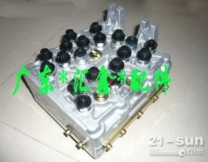 日立200挖掘机分配器信号阀