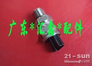 日立200挖掘机液压泵电磁阀