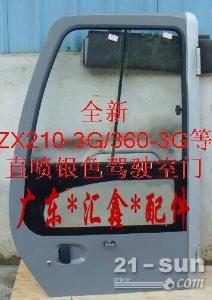 日立210-3G挖掘机驾驶室门
