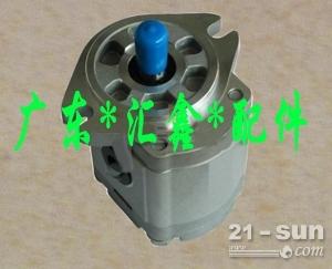 日立220-3挖掘机先导泵