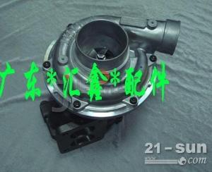 日立330挖掘机增压器