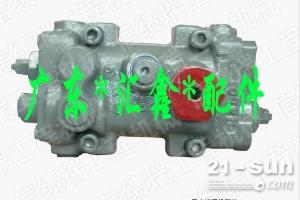 日立挖掘机液压泵提升器