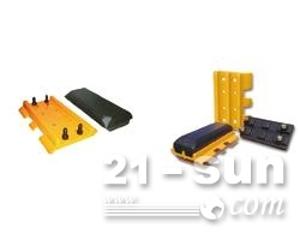 四川新筑MT7500沥青摊铺机叶轮、履带板、熨平板、链轨厂家直销