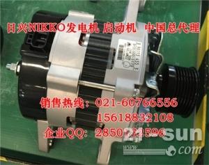 住友SH130-5发电机 起动机