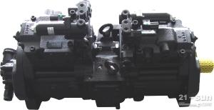 韩国川崎K3V112液压泵总成,适合三一215,,SK350-6E等