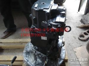 小松挖掘机配件PC200-8全新液压泵.