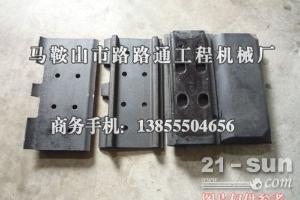 陕西中大DT1600沥青摊铺机螺旋叶片、履带板、链轨