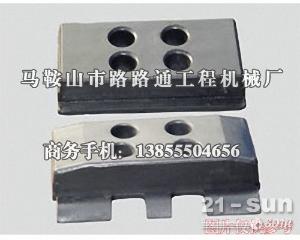 美国PF510沥青摊铺机叶片、履带板、链轨
