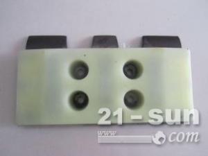 ABG423沥青摊铺机螺旋叶片、履带板、熨平板