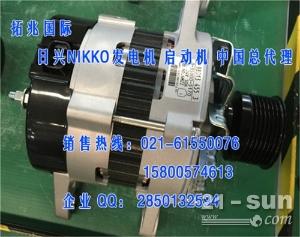 小松PC215LC-1发电机
