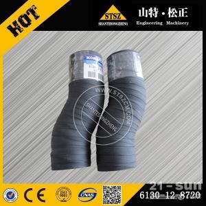 小松挖掘机配件发动机件PC220-7软管6130-12-8720