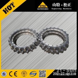 小松挖掘机配件PC300-7链轮207-27-61210
